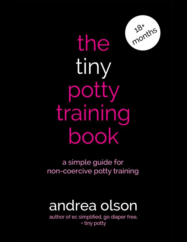 Non Coercive Potty Training!l